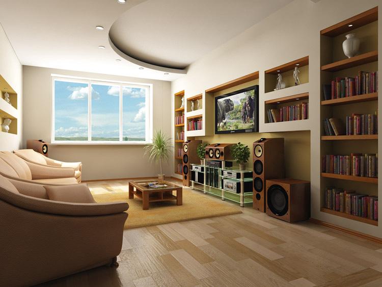 Проект дизайна квартиры своими руками